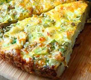 crustless-asparagus-bake
